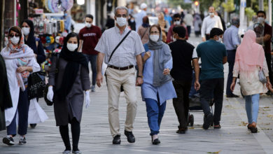 Photo of Iran reports record number of coronavirus deaths in single day