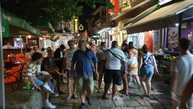 Photo of July 2020 sees 94.9 percent fewer foreign tourists