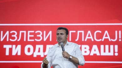 Photo of Zaev in Bitola: Vote for us because we can do more