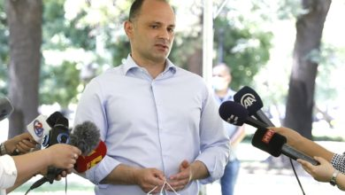 Photo of We'll recommend restrictive measures if necessary, says Filipche