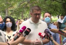 Photo of Mickoski: We can't perform miracles, but will deliver promises
