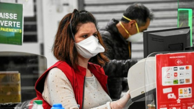 Photo of 665 people fined for violating face mask rule