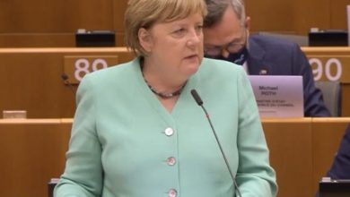 Photo of Merkel says first chapters of EU talks with Skopje and Tirana to be opened by year's end