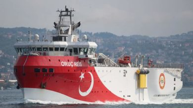 Photo of Turkey rebuffs Greece's claims of violations in eastern Mediterranean