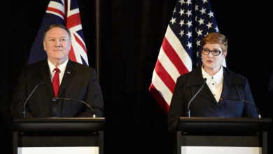 Photo of US and Australia seek expanded cooperation amid China tensions