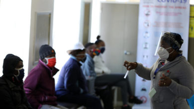 Photo of WHO: More than 10,000 African health workers infected with Covid-19