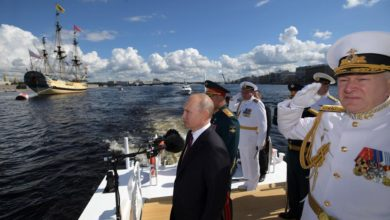 Photo of Putin announces hypersonic weapons for the Russian Navy