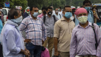 Photo of India's virus cases cross 2 million, over 41,000 deaths reported