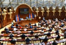 Photo of Parliament to hold plenary session to discuss budget revision