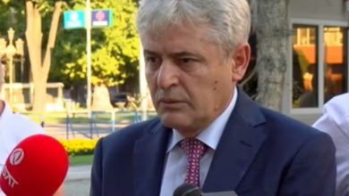 Photo of Ahmeti: Positive outcome depending on parties' will