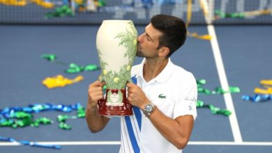 Photo of Djokovic eclipses Federer's all-time record for most weeks number one