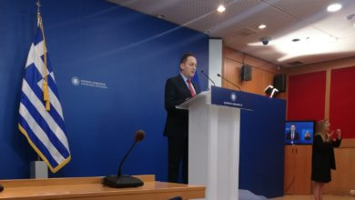 Photo of Petsas: We expect to continue good cooperation with North Macedonia's new gov't