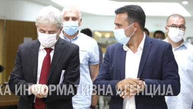 Photo of Gov't coalition agreement to be presented to highest bodies of SDSM, DUI