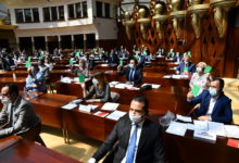 Photo of Parliament elects deputy ministers