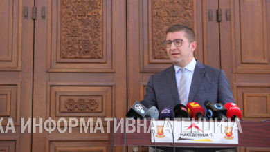 Photo of VMRO-DPMNE's Mickoski: People with chronic illnesses, those over 60 to be given days off amid pandemic