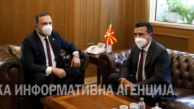 Photo of PM Zaev had no direct contact with Minister Spasovski, will be tested anyway