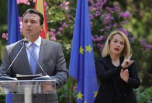 Photo of Zaev is confident he'll form a government