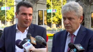 Photo of Zaev says DUI's Saturday announcement will be in country's interest