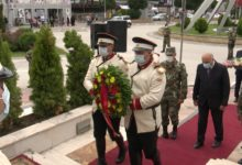Photo of Prilep marks 19th anniversary of Karpalak ambush