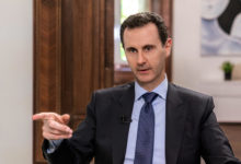 Photo of Syria's Al-Assad interrupts speech due to drop in blood pressure