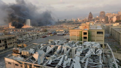 Photo of Death toll in Beirut blast rises to 154