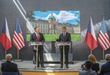 Photo of US Secretary of State warns against Russia and China in Prague