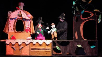 "Photo of Puppet show ""Hansel and Gretel"" at Ohrid Summer Festival"