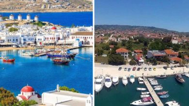 Photo of Greece imposes Covid-19 rules on two tourist regions as cases surge
