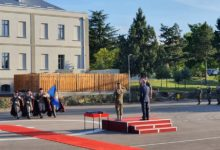Photo of Official ceremony marks activation of SEEBRIG HQ in North Macedonia