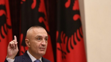 Photo of Albanian President Meta praises gov't formation agreement reached in North Macedonia