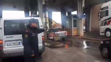 Photo of Two wanted Macedonian nationals arrested at Kjafasan border crossing