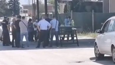 Photo of Ten migrants found in truck at Tetovo customs terminal