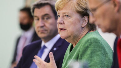 Photo of Merkel urges Germans not to visit high-risk coronavirus areas