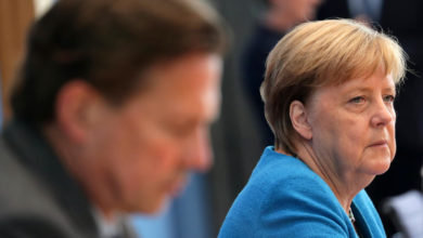 Photo of Merkel warns of tough months ahead in pandemic; schools take priority