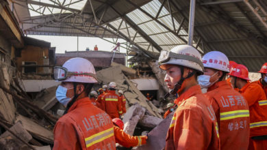Photo of Restaurant collapse in northern China kills 29