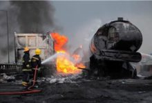 Photo of Oil tanker truck explodes in Nigeria killing 23, including children