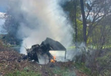 Photo of Two pilots killed in MiG-21 jet crash in Serbia