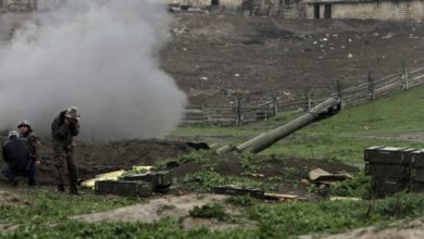 Photo of Clashes break out between Armenia and Azerbaijan over disputed region