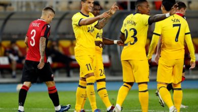 Photo of Tottenham beat Shkendija to advance in Europa League