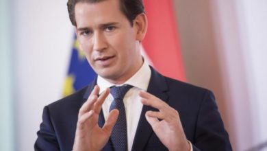 Photo of Austria's Kurz offers to host US-Russia meeting in Vienna