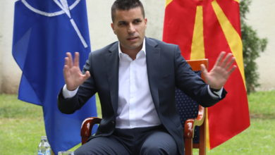 Photo of Nikolovski: We need to show this generation resolve and commitment for change over next four years