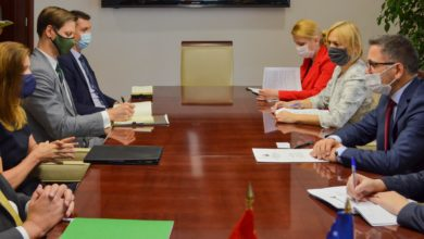 Photo of US one of North Macedonia's top strategic partners, agree Besimi and Byrnes