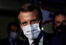 Photo of Macron warns Lebanon: Reforms must be under way by October or no aid