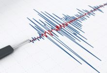 Photo of Series of earthquakes registered 50 km southwest from Skopje