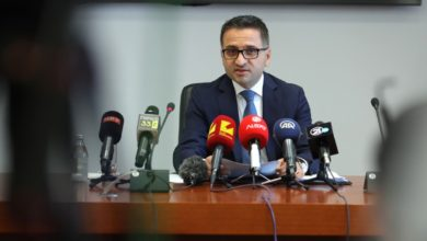 Photo of To get back on track of solid economic growth a priority, says Minister Besimi
