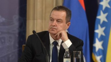 Photo of Serbian FM Dacic expects Ecumenical Patriarch to reject request for recognition of Macedonian Orthodox Church