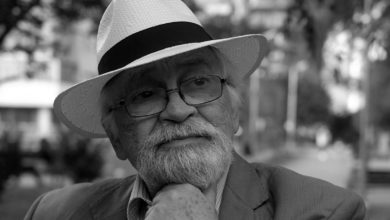 Photo of Macedonian writer Danilo Kocevski dies aged 73