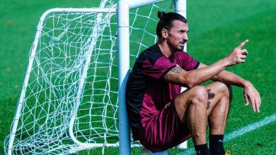Photo of Ibrahimovic salvages draw for AC Milan with tough provincials Verona