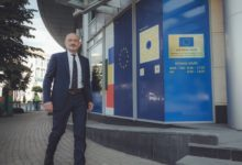 Photo of New EU Ambassador Geer arrives in North Macedonia