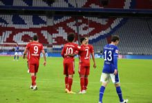 Photo of Rampant Bayern thrash Schalke 8-0 in Bundesliga opener